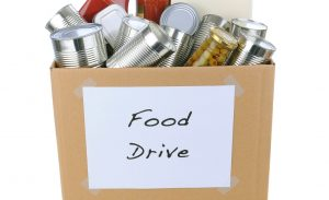 4th Annual Food Drive