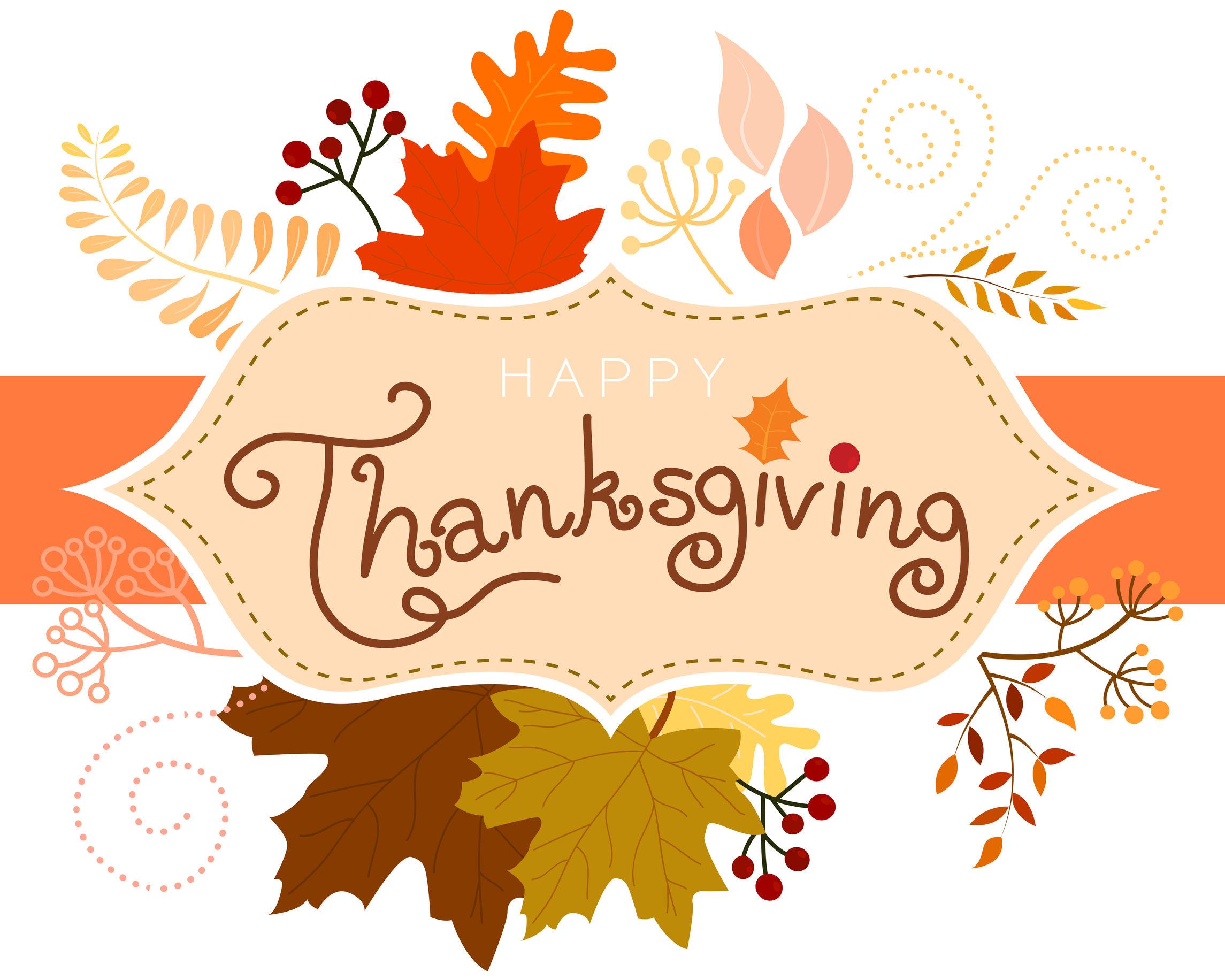 Feliz Dia De Accion De Gracias >> Happy Thanksgiving! - Places To Go